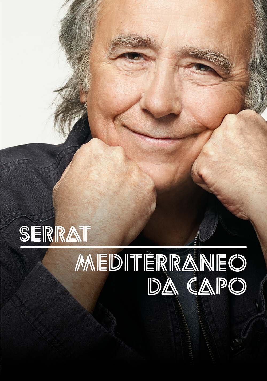 Serrat llega a Canarias con dos conciertos en enero