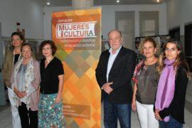 Viceconsejero y directora general con las ponentes