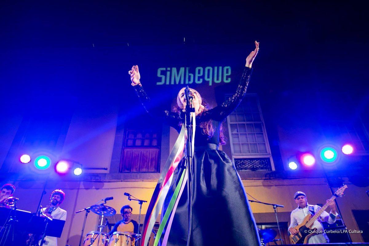 Simbeque presenta Projec Vol II en Musicando