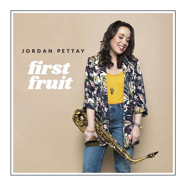 La saxofonista Jordan Pettay publicará First Fruit