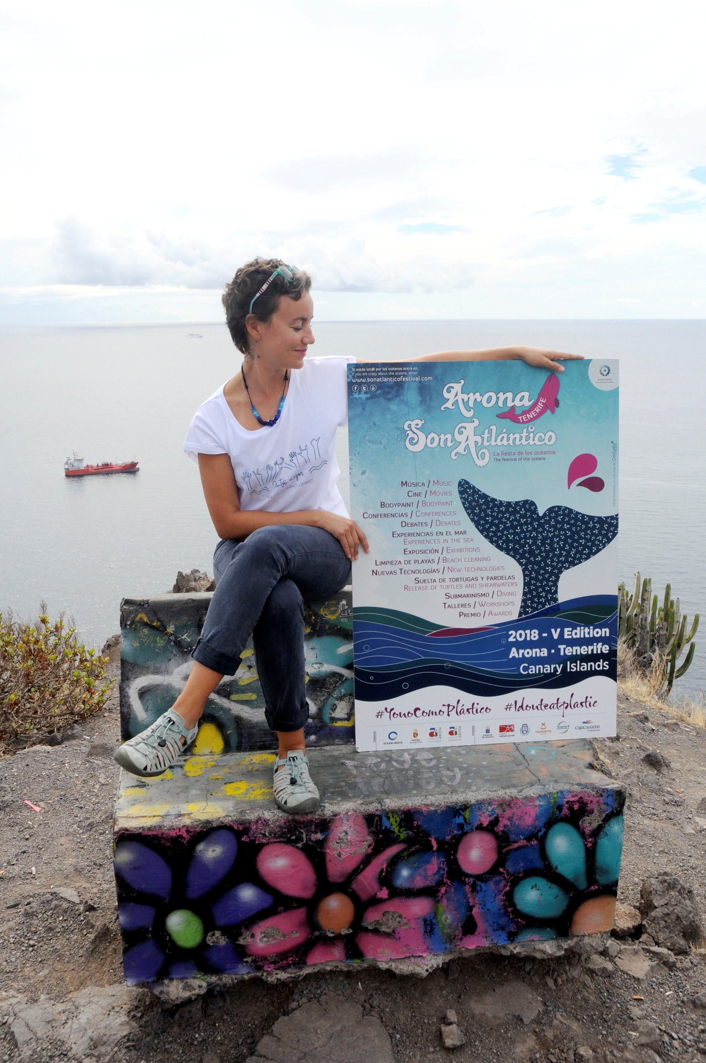 Adriana Costurilla : 'Se habla mucho de acabar con el plástico, pero se hace poco'