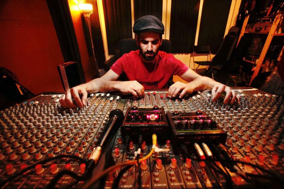 Chalart58 y Jabibi Martin Boix, dos maestros para el Reggae Can Lab