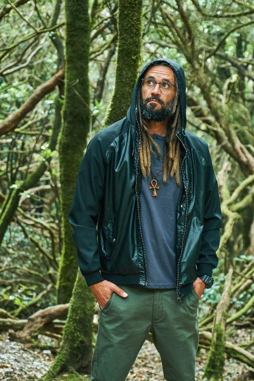 Dactah Chando llena de reggae el festival multicultural Diversity en La Laguna