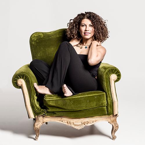 Pahola Crowley presenta Sed de vida en Bogui Jazz