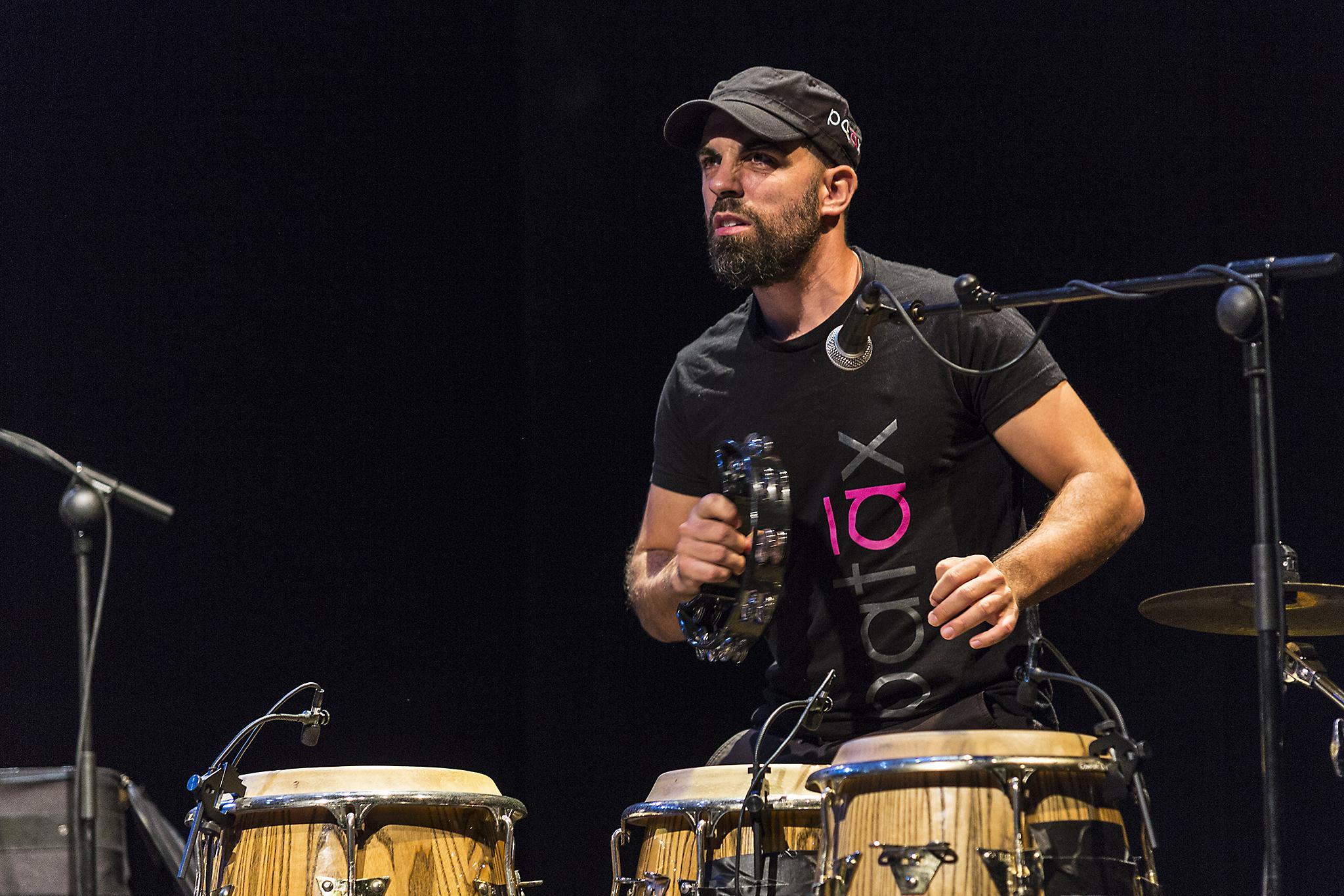 Ritmos Handmade I Festival Internacional de Percusión