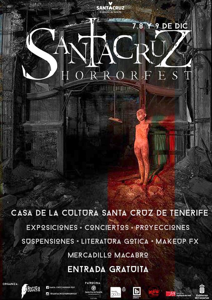 La Casa de la Cultura acoge una nueva edición del Santa Cruz Horror Fest