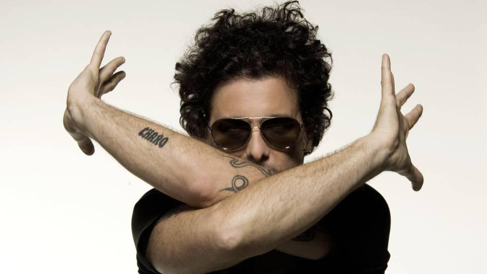 Andrés Calamaro actuará en Canarias en 2019
