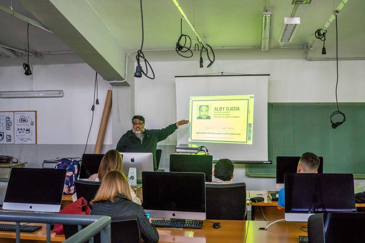 Cultura Visual lleva  su programa de formación a la Universidad del Atlántico Medio