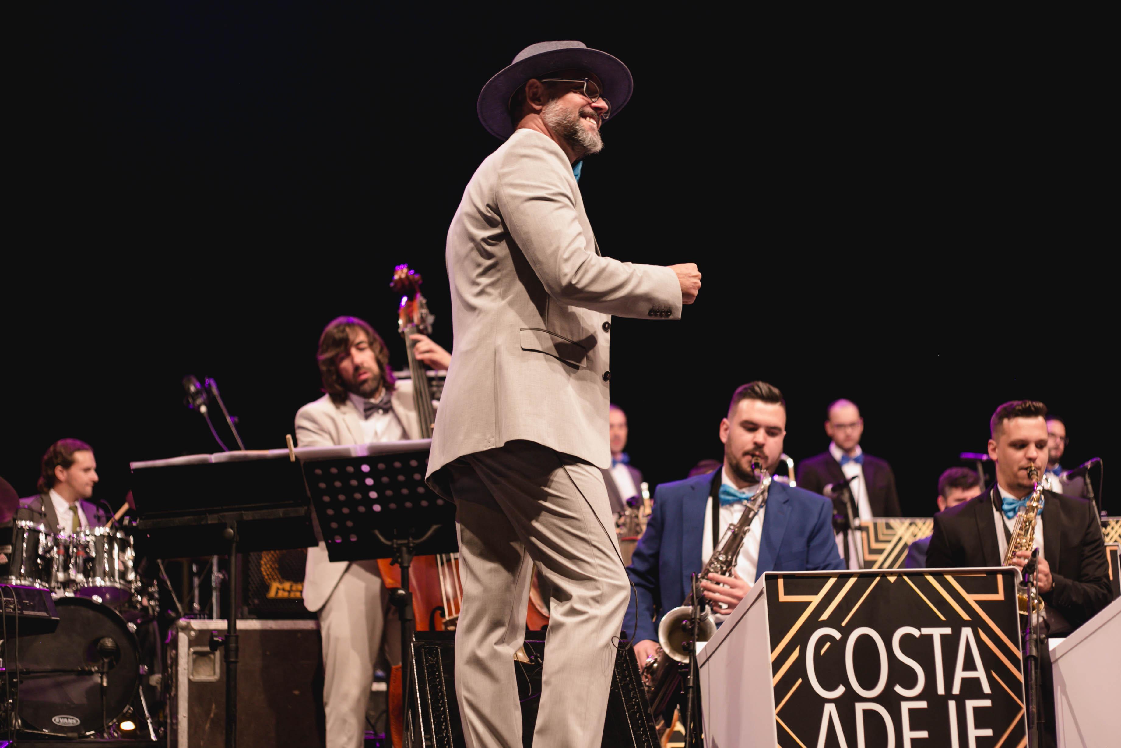 La Canary Jazz Orchestra protagoniza el concierto de año nuevo de Adeje