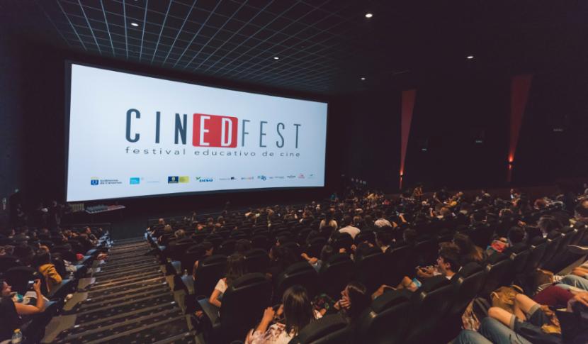 Cinedfest estrena 'El Día del Cine Exprés' en centros educativos de toda España
