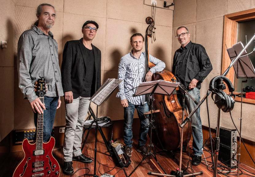Macaronesian Jazz Quartet en Rayuela