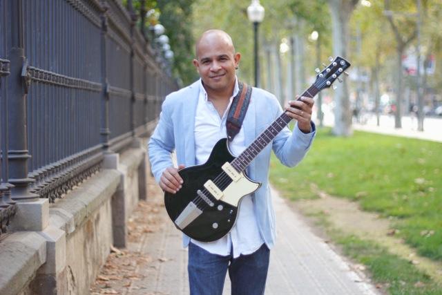 Ritmos brasileños con Jurandir Santana en las Masterclasses y conciertos