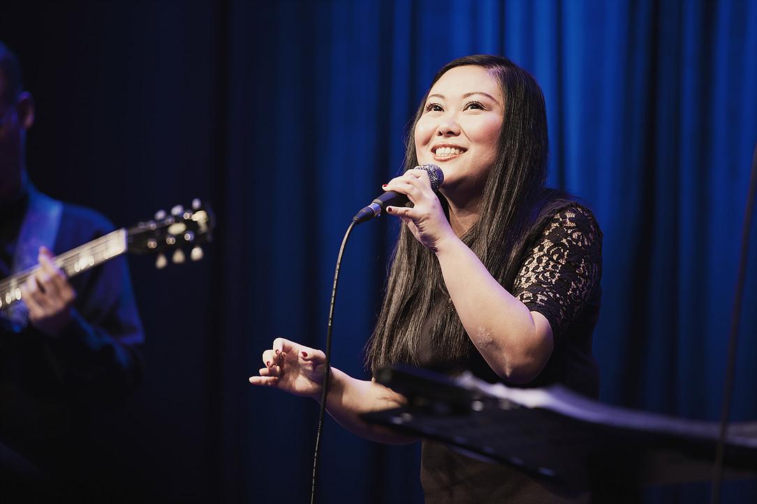 Secret Treetop es el disco de Annie Chen