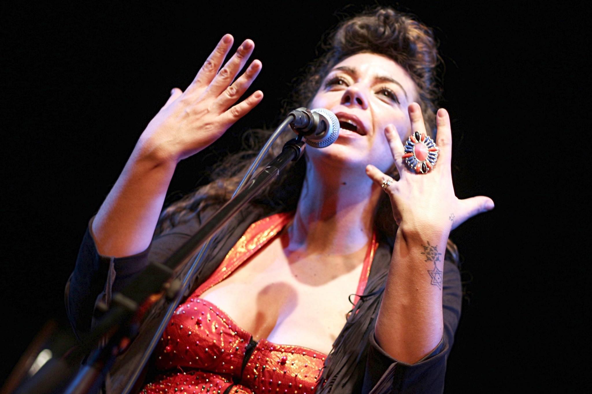 La Big Band de Canarias inicia el año en Garachico con Sandra Carrasco