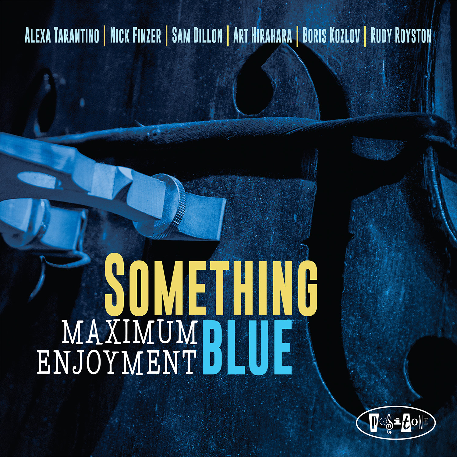 Something Blue, nuevo disco de Maximum Enjoyment