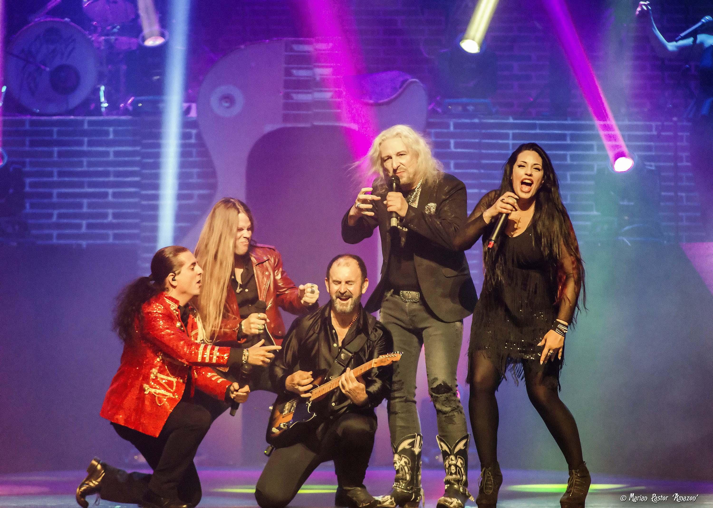 El espectáculo internacional History of Rock llega al Auditorio Alfredo Kraus el 1 y 2 de febrero