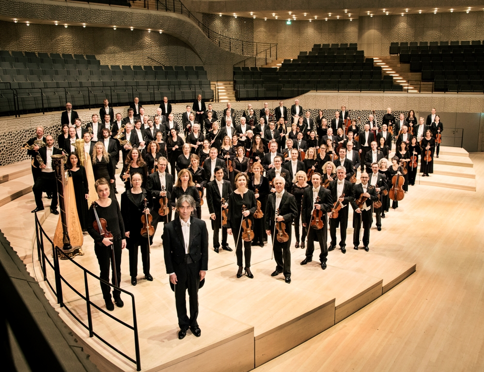 La Orquesta Filarmónica de Hamburgo, tradición musical y sonora