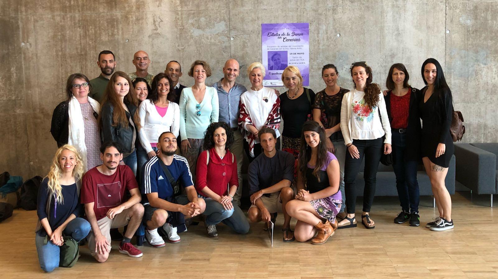 Las compañías de danza independiente de Canarias son las más frágiles, vulnerables y precarias de España