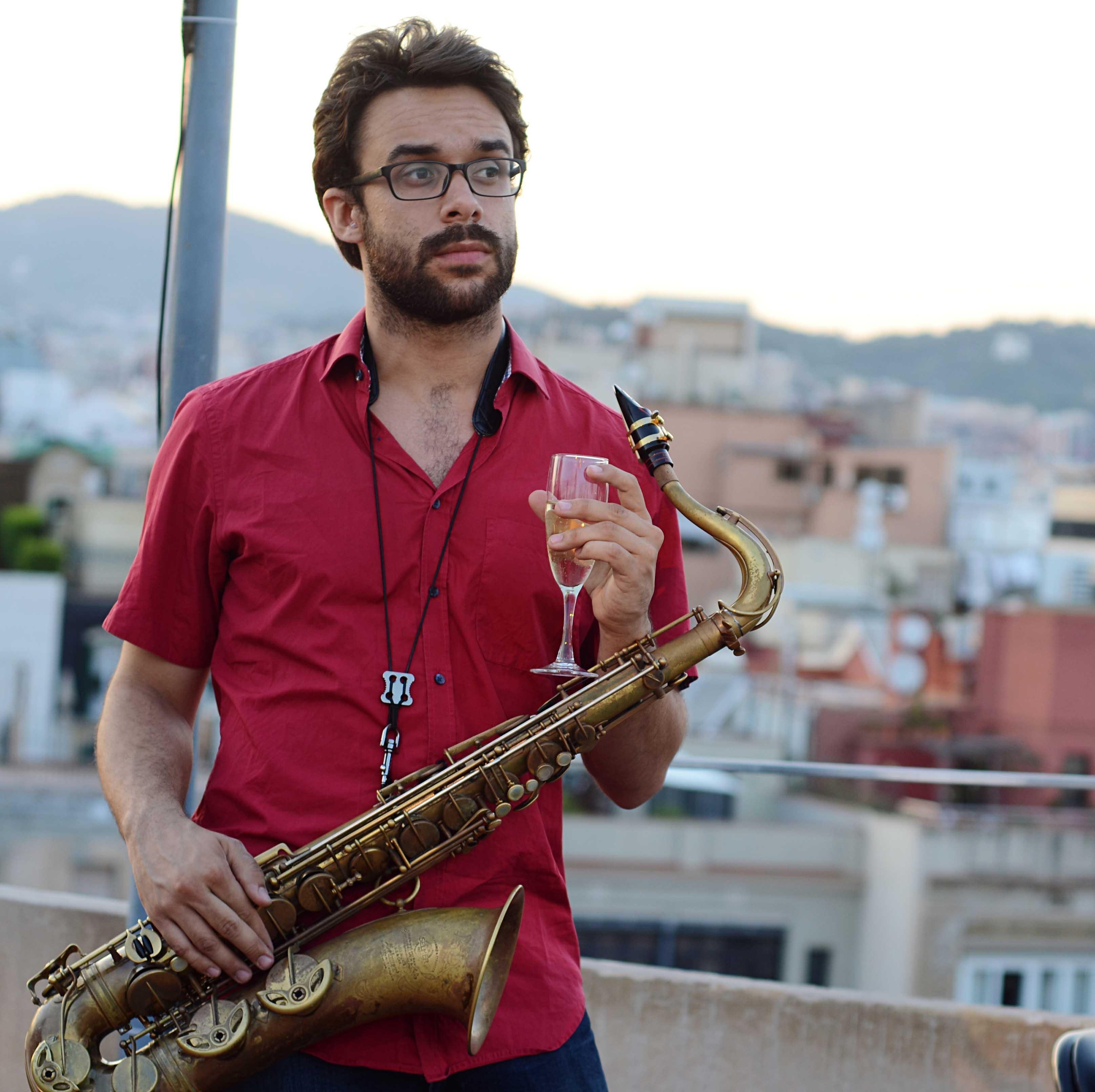 Lluc Casares presenta Sketches Overseas en Barcelona