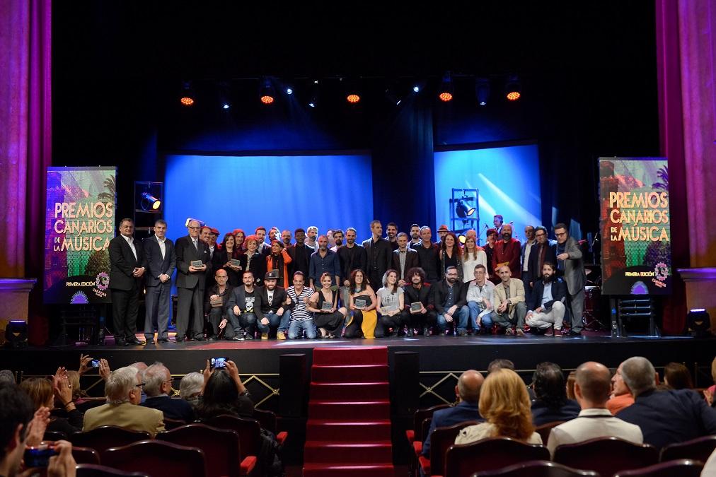 Se abre el plazo de inscripción de la segunda edición de los Premios Canarios de la Música