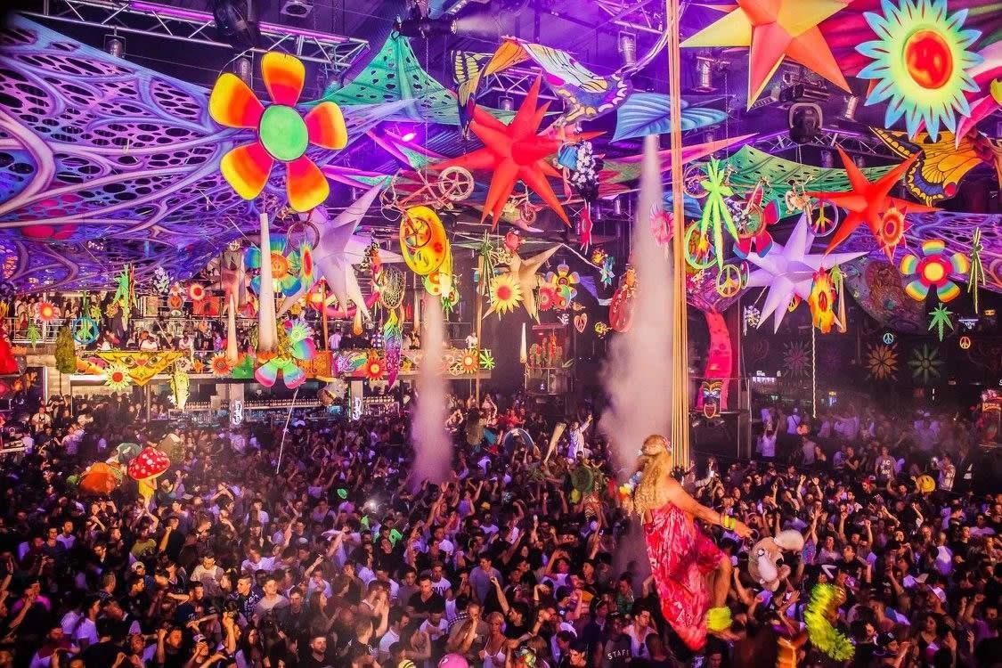La fiesta de las fiestas llega a Tenerife