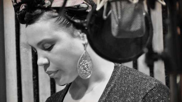 Shayna Steele en el Rincón del jazz