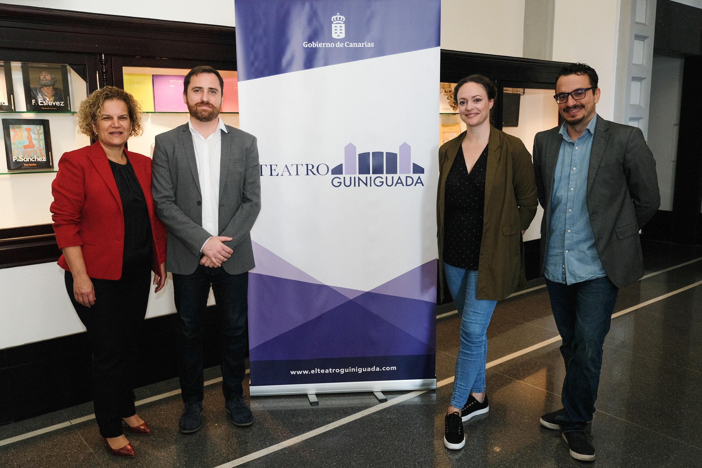 El Gobierno de Canarias se compromete con la compañías de las Islas en el Día Mundial del Teatro