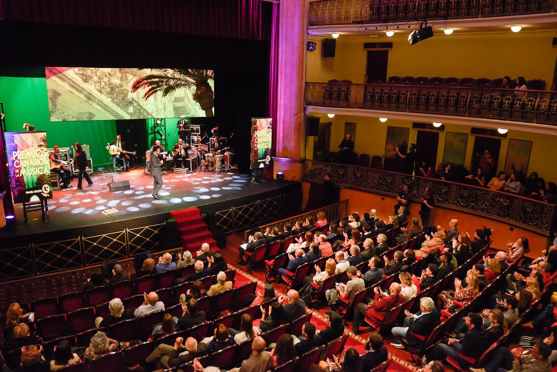 Los Premios Canarios de la Música reciben casi 200 inscritos en sus diferentes categorías