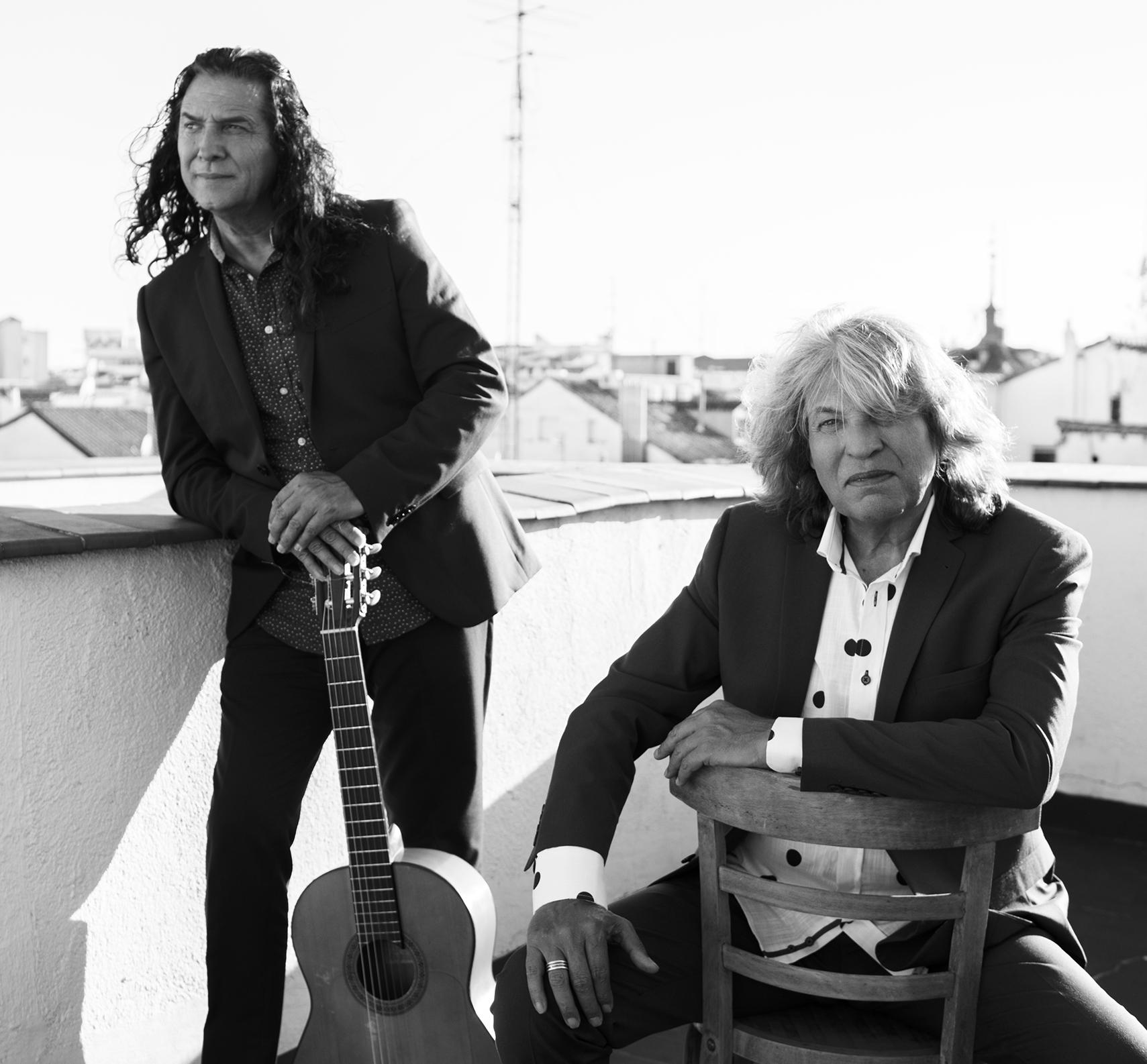 José Mercé y Tomatito presentan su nuevo disco en el Auditorio de Tenerife