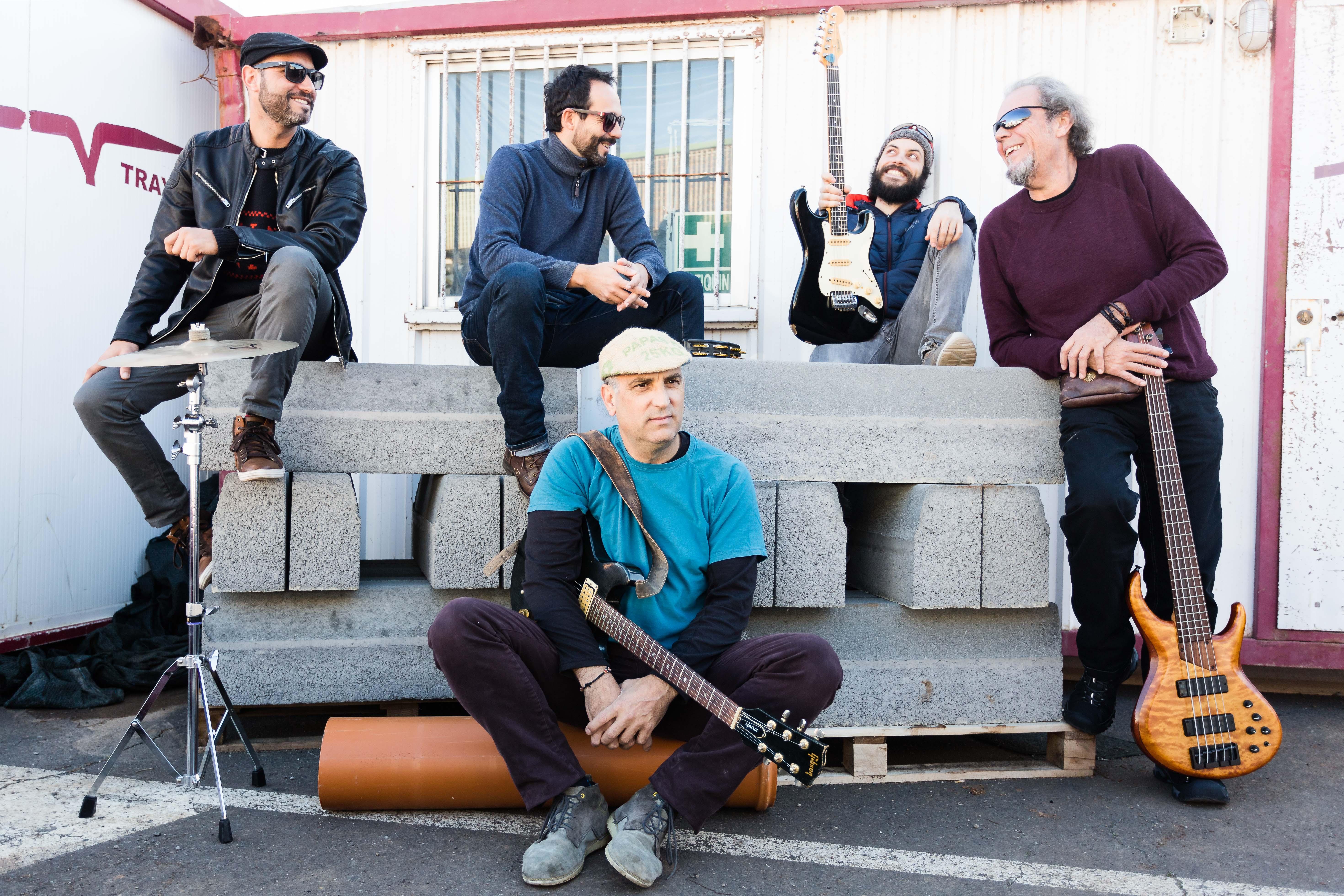 Kakofonías recibe el Premio Canario de la Música en la categoría de Músicas populares urbanas