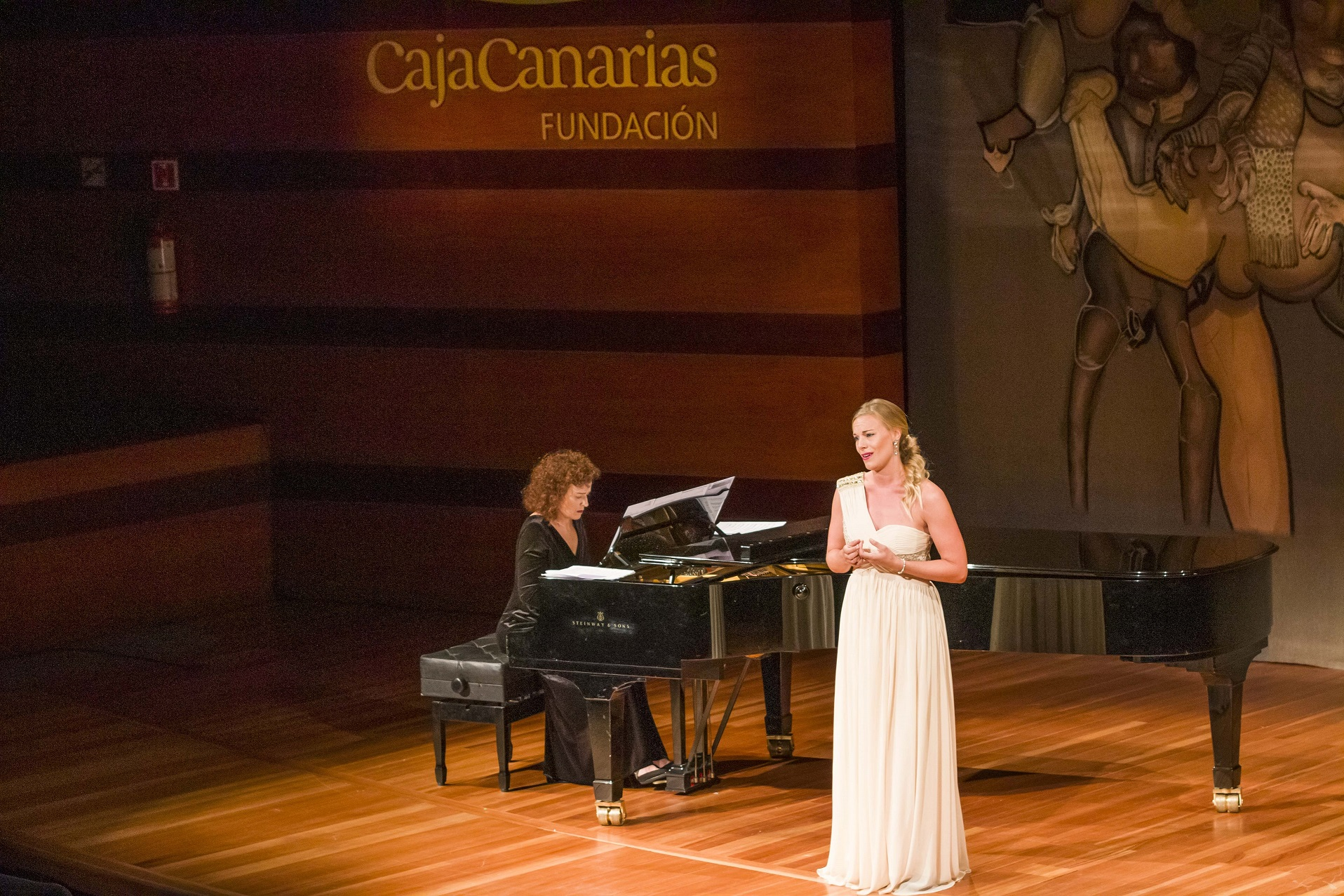 "Lara-Clare Bourdeaux Premio de Música ""María Orán"" CajaCanarias 2019"