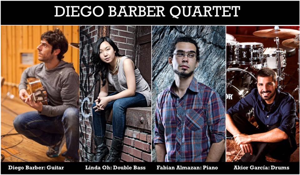 Diego Barber presenta sus canciones en Lanzarote