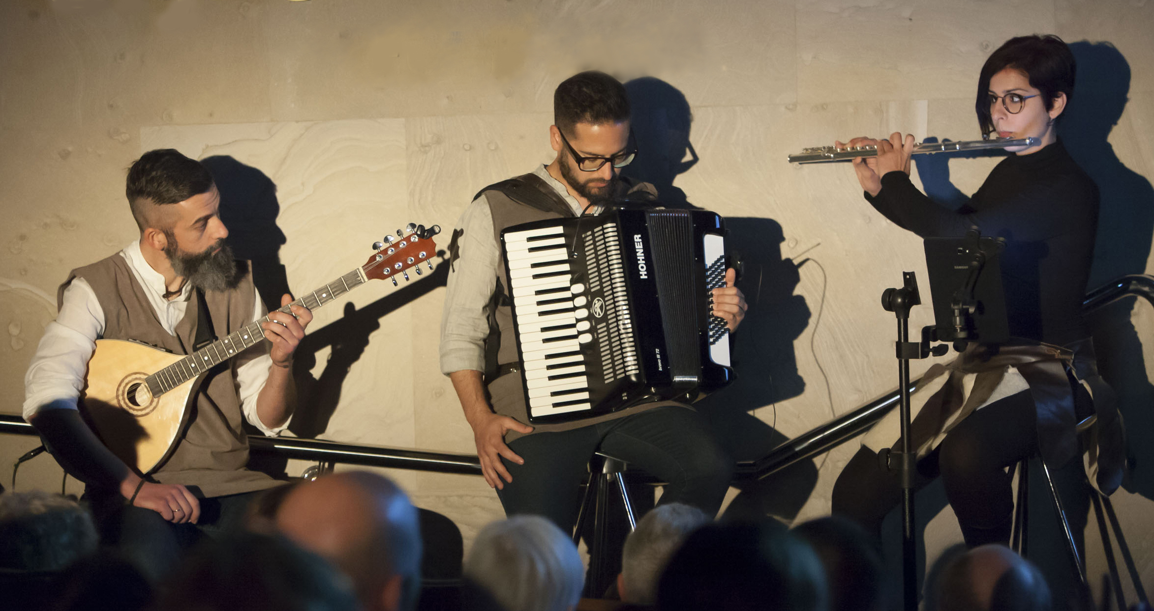 El Espacio Cultural CajaCanarias acoge el II ciclo Folk en la Fundación