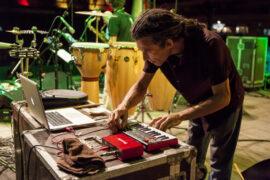 Media. Luis Suárez esta semana imparte masterclasses y da concierto con Puertas al Sur