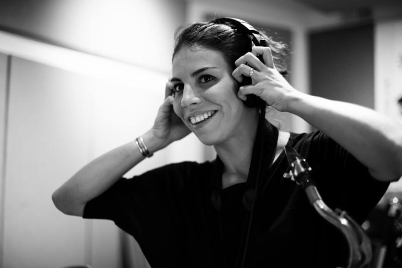 Melissa Aldana publica su nuevo disco Visions
