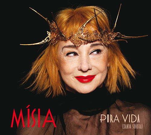 Mísia tiene nuevo disco, Pura Vida (Banda Sonora)