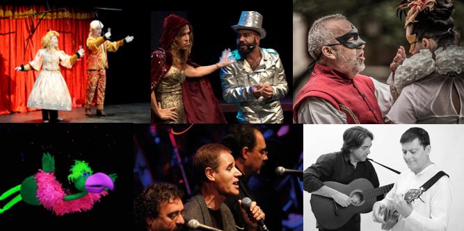 El Circuito Canario de Música, Teatro y Danza programa espectáculos en las islas