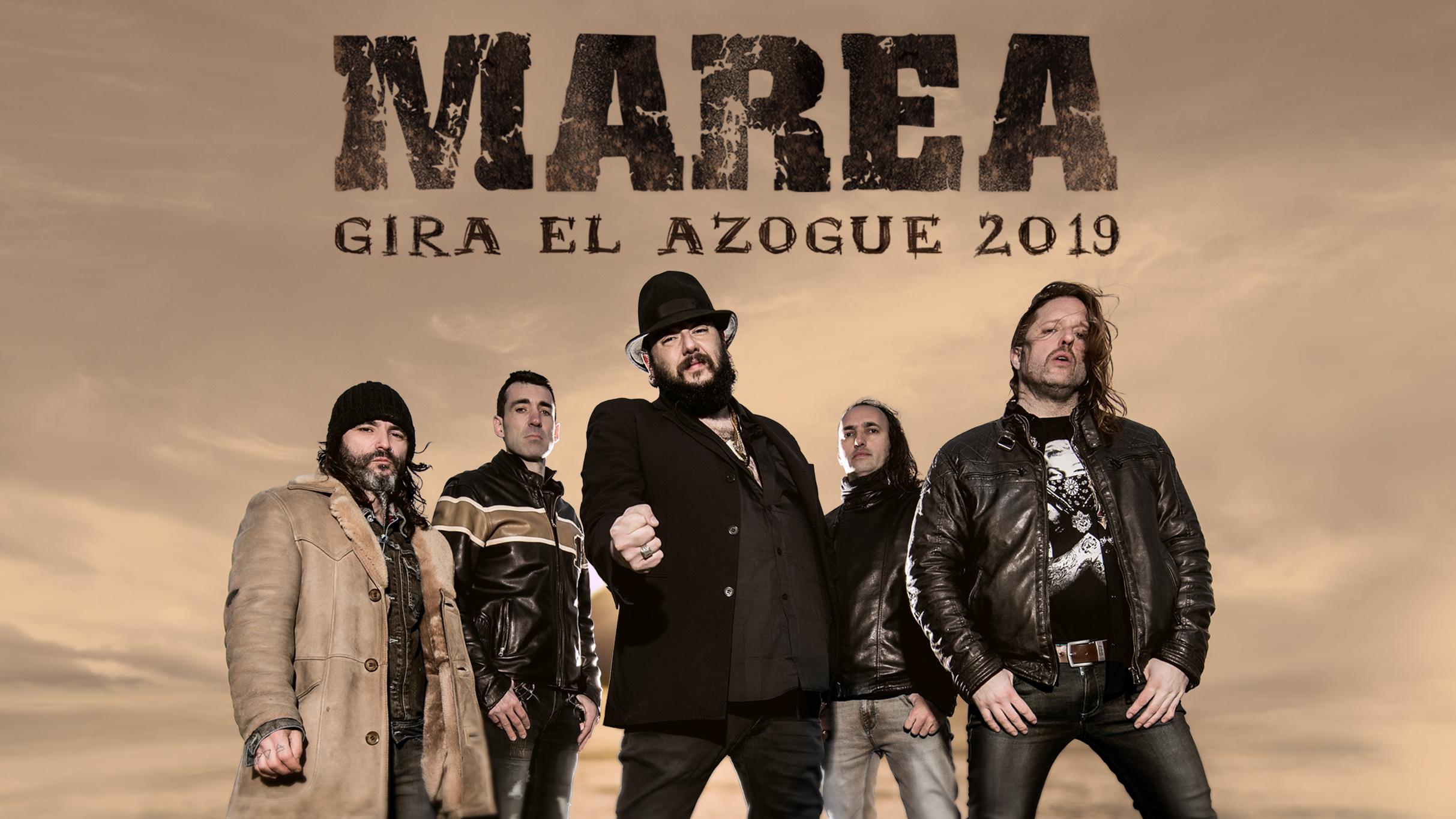 Marea regresa a Canarias para presentar en directo los temas de su último disco 'El azogue'