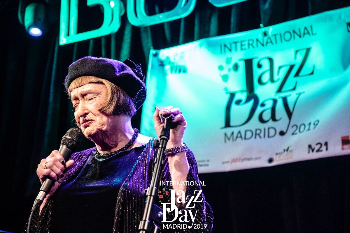 Madrid bailó al ritmo de swing con el International Jazz Day Madrid 2019
