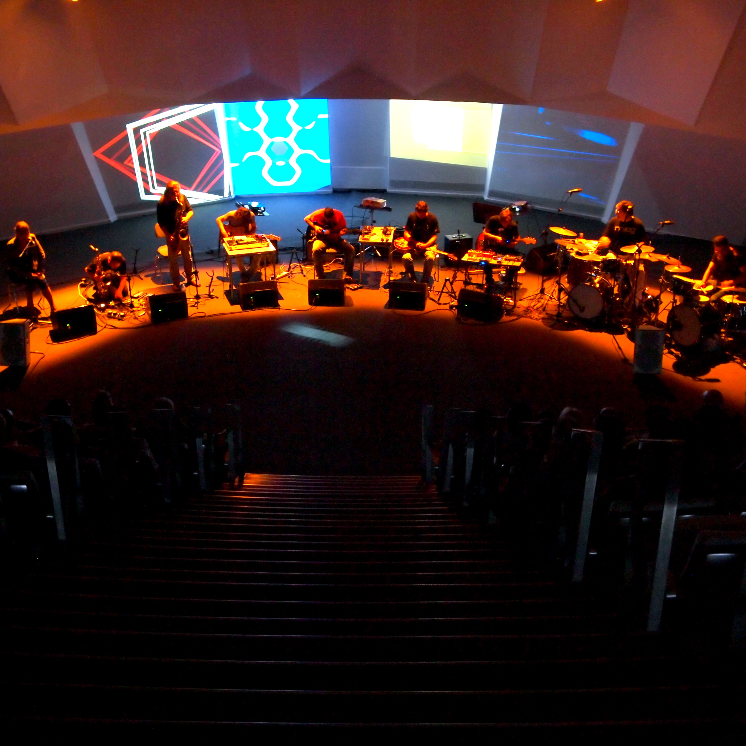 Big Band of Visual Noise celebra el final de su residencia