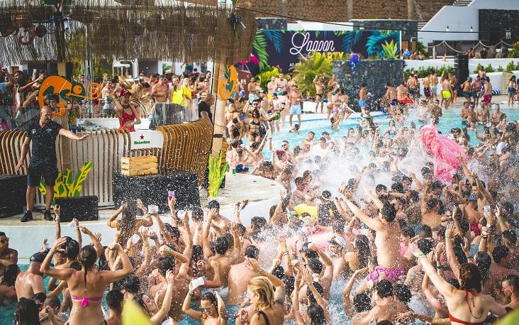 Pendulum protagonizará la primera sesión  de Lagoon Party 2019 en Hard Rock Hotel Tenerife