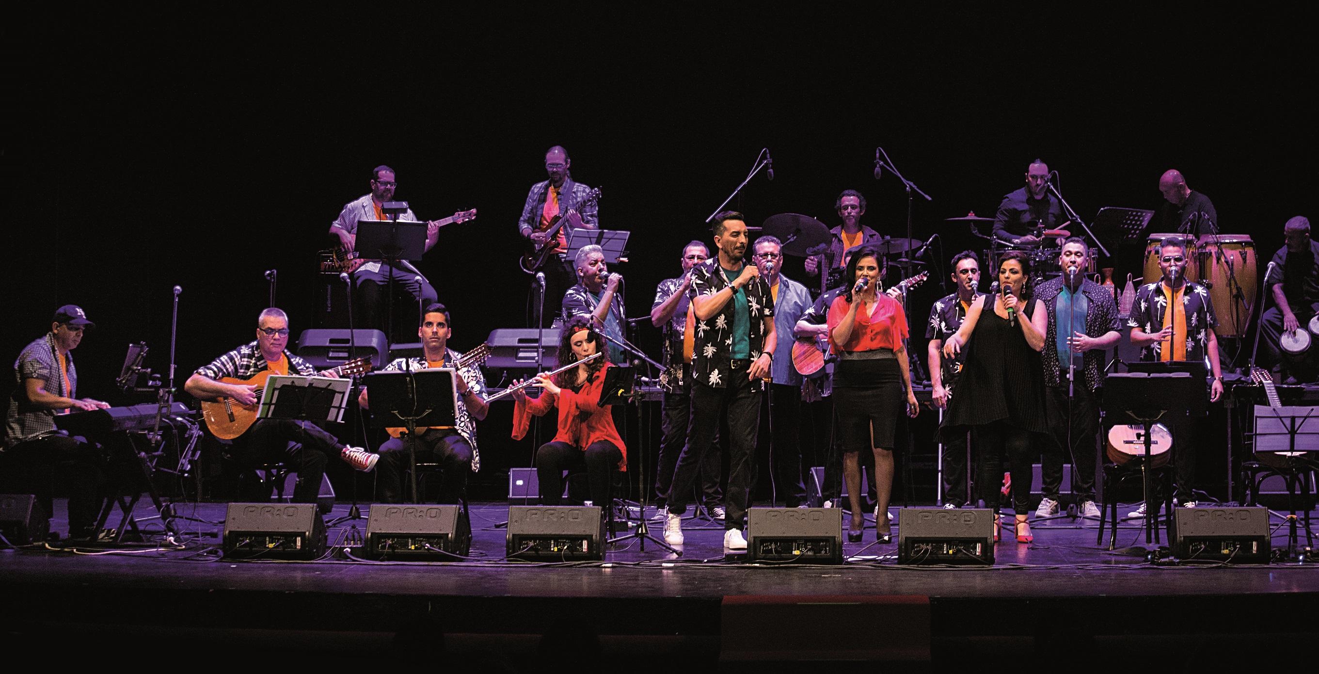 La música de Jeita despide el II Ciclo Folk en la Fundación
