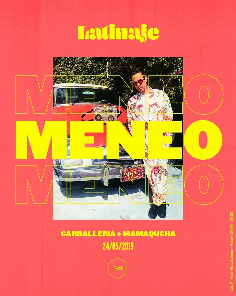 Meneo regresa a Tenerife en el Trash Club