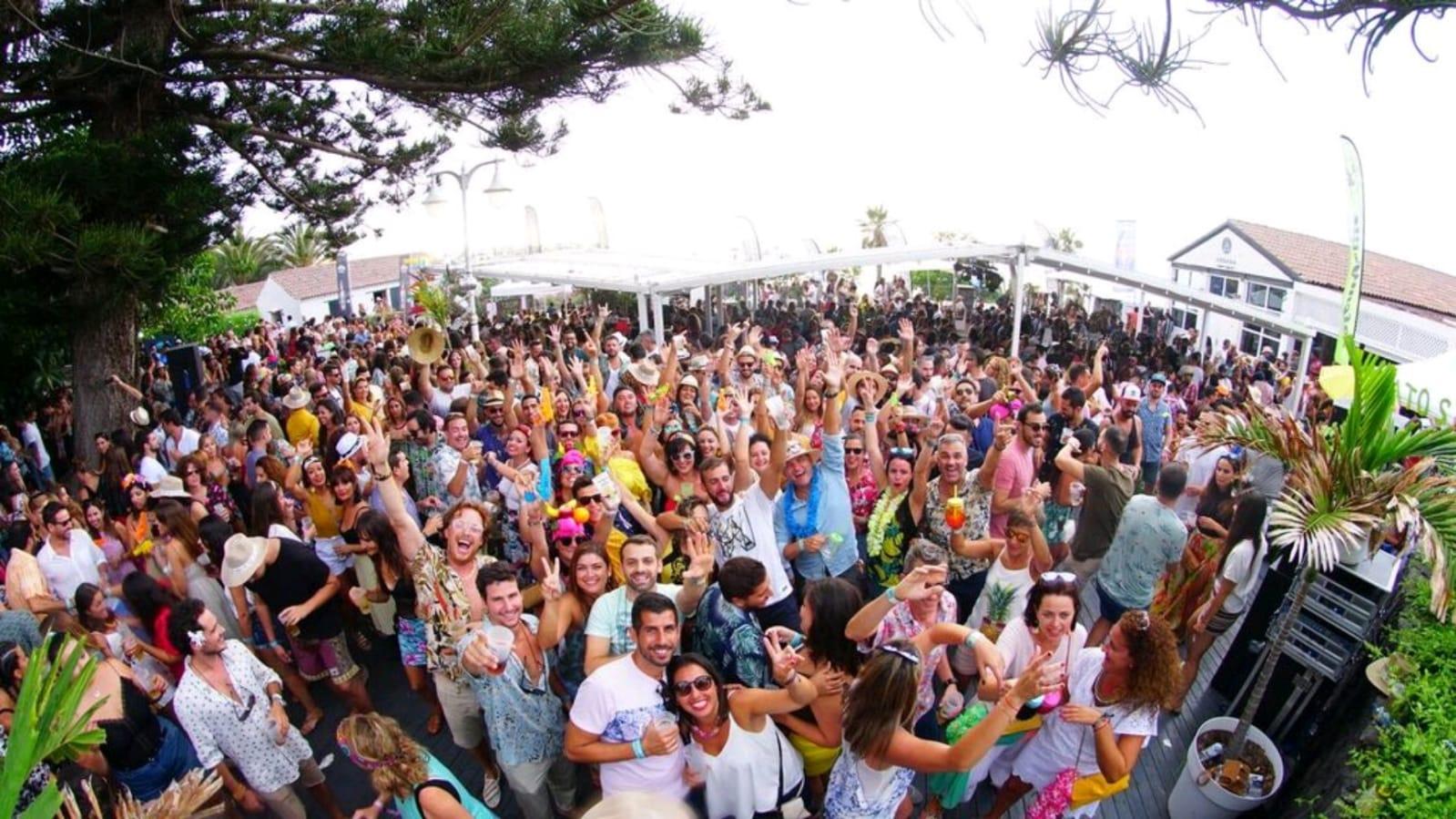 Tropicalia confirma 14 artistas para su edición de junio en  Playas de Las Américas