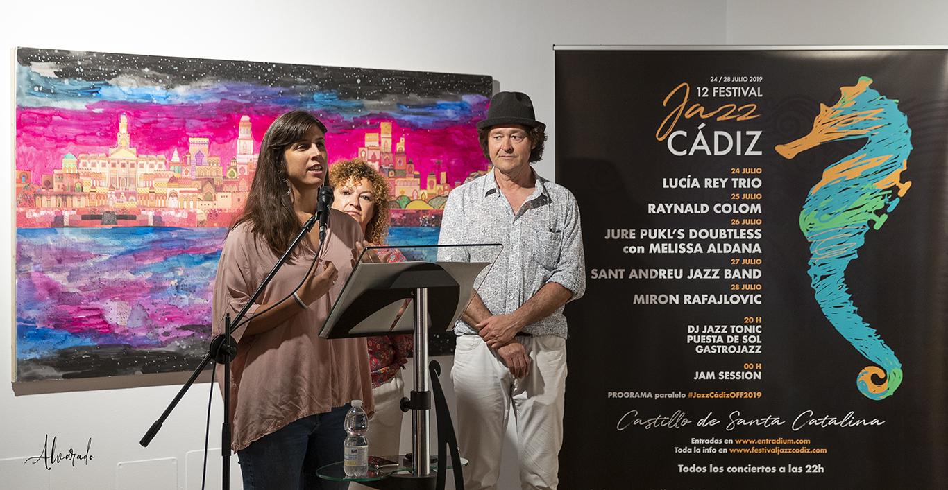 Raynald Colom y Jure Pukl, entre los atractivos de XII Festival de Jazz Cádiz 2019