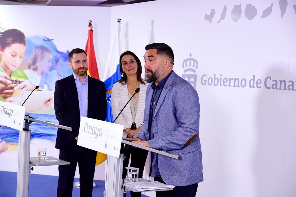 Programa de actividades para conmemorar el Día de Canarias 2019