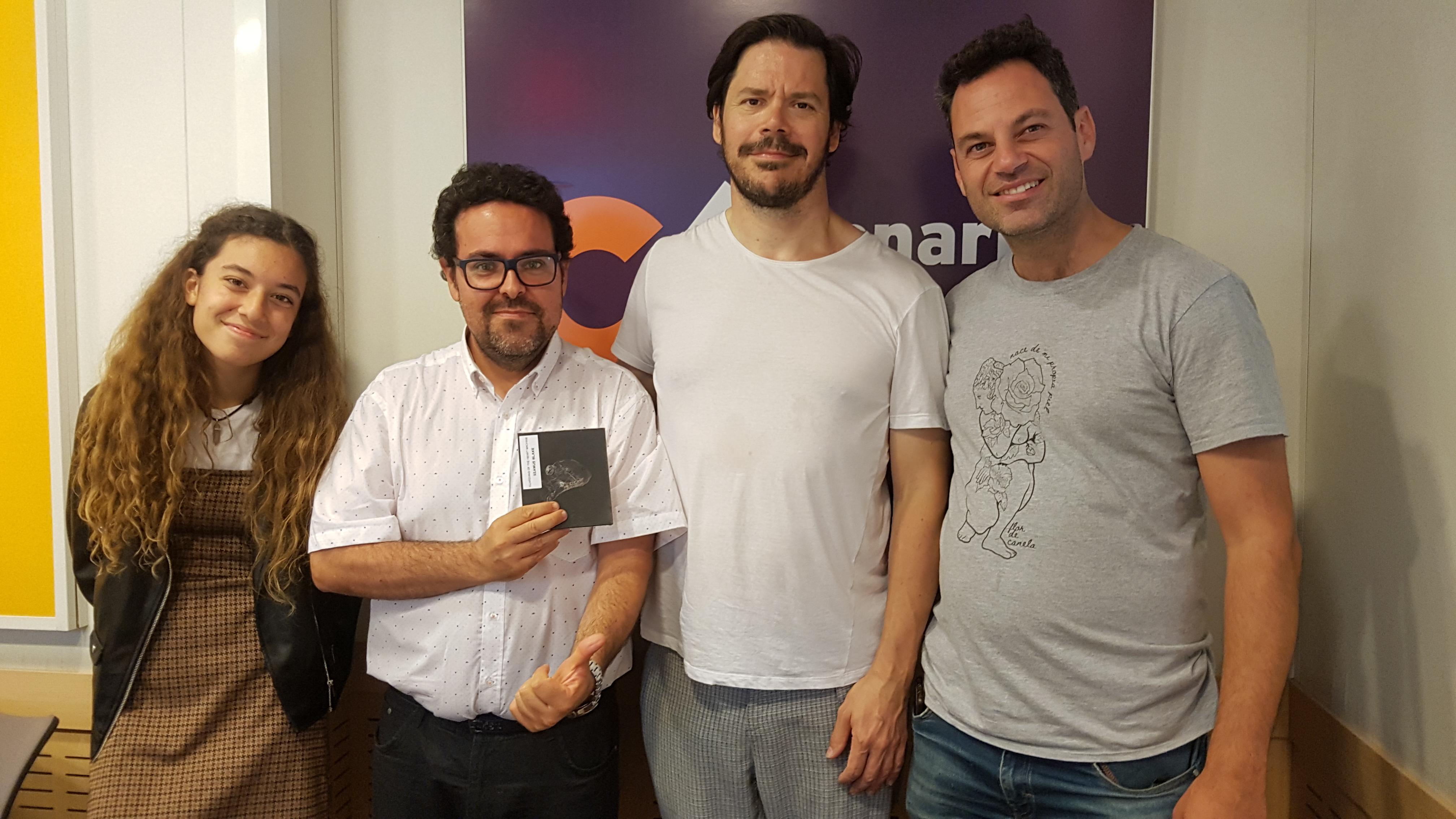 Podcast: Gabriela Suárez / José Alberto Medina / Seamus Blake