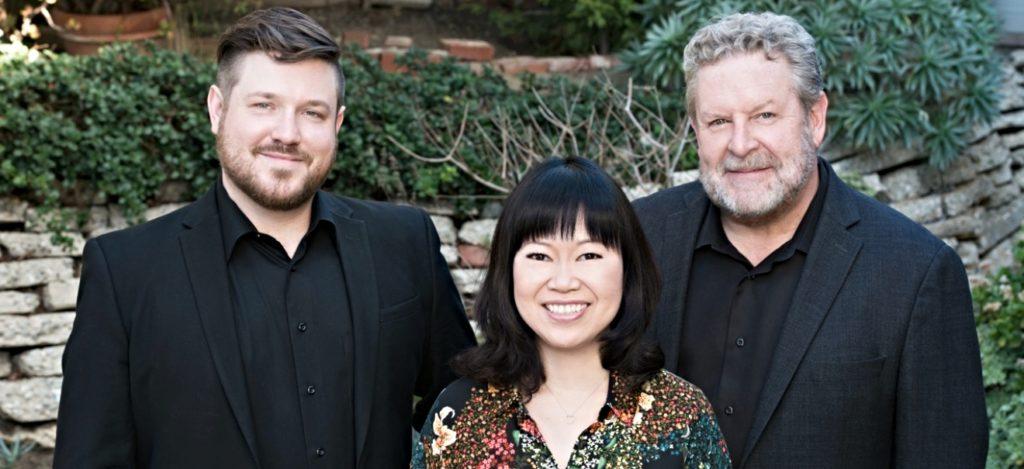 Akiko Tsuruga, Jeff Hamilton, Graham Dechter publican Equal Time