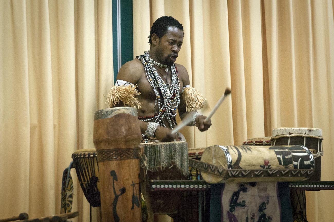 Las Jornadas Internacionales CajaCanarias 2019 reciben a Gorsy y El Percusionista