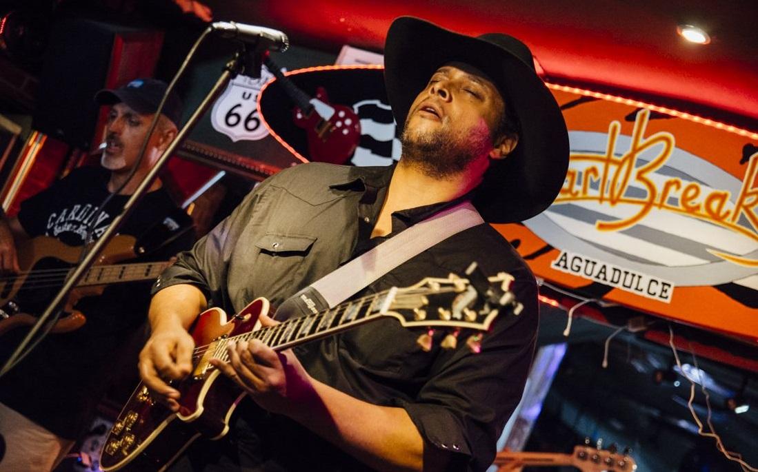 Maho Blues Band ofrece en el Espacio Cultural Cajacanarias un concierto didáctico